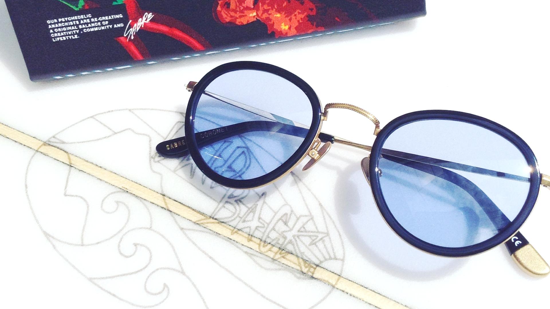 おしゃれなサングラス SABRE | 静岡 海野眼鏡店