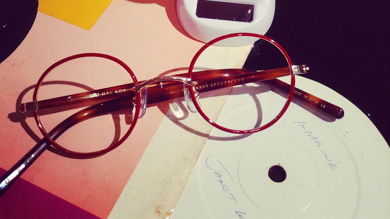 おしゃれなメガネ STEADY | 静岡 海野眼鏡店